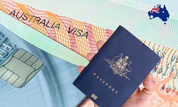 Quy trình nộp hồ sơ và lệ phí xin visa du lịch Úc