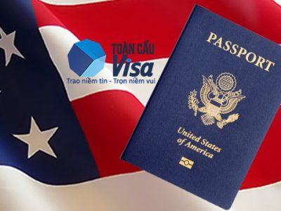 Visa để được đi Mỹ