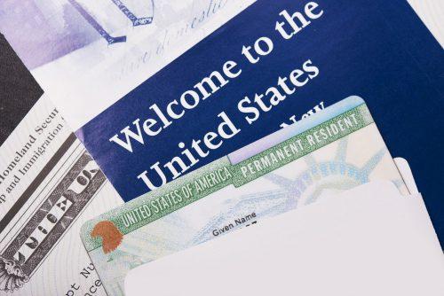 Hồ sơ xin thẻ xanh