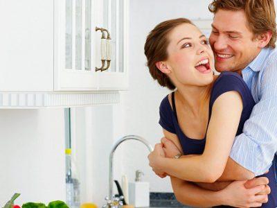 Niềm hạnh phúc là khi vợ chồng luôn được ở gần nhau
