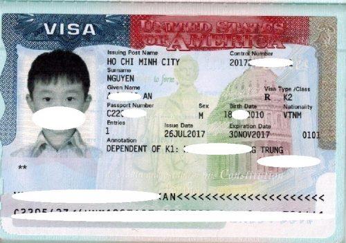 Visa Đài An (1)