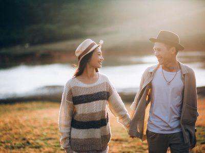 Được ở bên nhau luôn là hạnh phúc