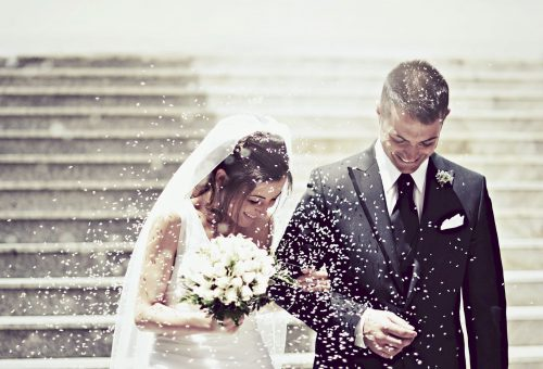 Được kết hôn với người mình yêu là điều hạnh phúc nhất