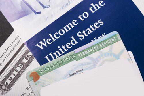 Các loại visa định cư Mỹ